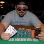 Mike Eise, Champion  Event 28 - $1,500 No Limit Hold'em