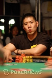 Jeff Chang eliminated in 2nd place