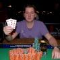 Jordan Smith winner Event 36 - $2,000 No Limit Hold'em