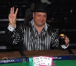 Event #37 Champion - Jeff Lisandro