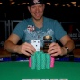 Greg Mueller, Winner Event 33 - $10,000 World Championship Limit Hold'em