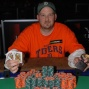 Ray Foley winner  Event 39 - $1,500 No Limit Hold'em