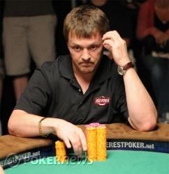 Mitch Schock - 3rd Place