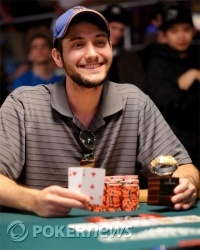 Heads-Up Champion, Leo Wolpert