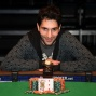 Bahador Ahmadi wining WSOP Event 47 Mixed Hold'em