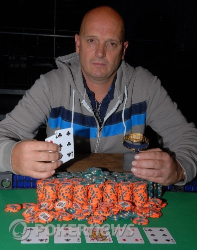 Carsten Joh winner Event 51 - $1,500 No Limit Hold'em
