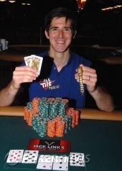 Matt Hawrilenko - Event No. 56 Champion
