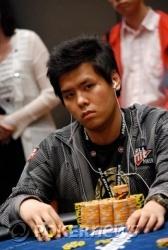 Inwook Choi - Leads APT Macau Main Event