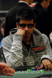 Aditya Agarwal starting to chip up