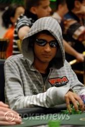 Aditya Agarwal eliminated