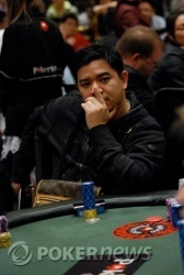 William Te eliminated in 44th place