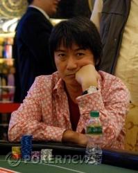 Chip leader Masa Kagawa