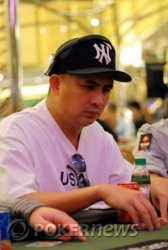 JC Tran rivered to elimination