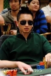 Danny Huynh eliminated in 4th place