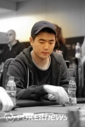 Andrew Chen eliminated