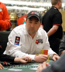 Grant Levy eliminated in 5th place