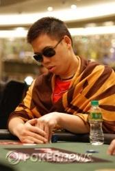 Elton Tsang before elimination