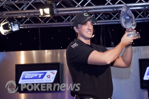 Carter Phillips - EPT Barcelona Champion