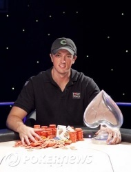 Carter Phillips - Campione EPT Barcellona 2009!