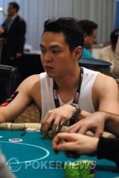 Jonathan Lin on the up