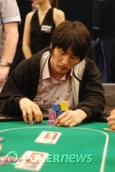 Sim Somyung will lead the final nine into the final table
