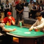 David Hilton and Dong-bin Han Go Heads-Up