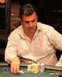 Xen Xenofontos is the chipleader of Day 1A