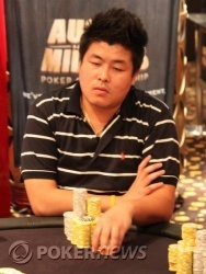 Trung Tran Eliminated in 4th Place ($74,295)