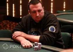 Steve Krmpotic eliminated in 2nd place