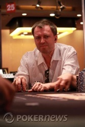 Jan Suchanek eliminated in 3rd place