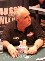 Paul Ramondetta Eliminated in 2nd Place ($20,020)