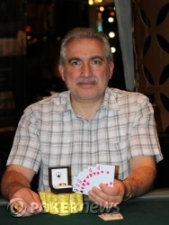 John Joannou, the 2010 Crown Aussie Millions Event #6 Champion! (AUD $27,300)