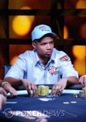 Phil Ivey - 2nd Place