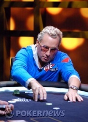 Barry Woods Eliminated in 2nd Place (AUD $50,000)