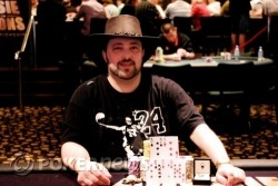 David Bach - Winner of the $10,500 H.O.R.S.E. Event!