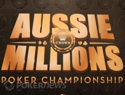 Welcome to Day Two of the $2,200 AUD 6-Max No Limit Hold'em