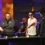 Roland De Wolfe, Giovanni Safina, Luke Schwartz, and Phil Laak