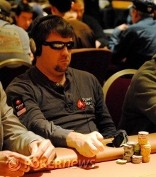 Chris Moneymaker is among the Day 1 chip leaders.