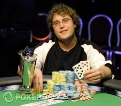 Tom Marchese, Champion of 2010 NAPT Venetian