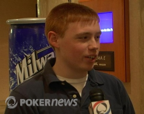 PokerNews Video: James MacKey - $5k No-Limit Winner