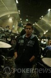 Guillaume Da silva, le vrai benjamin du tournoi | 2007 Cercle ...