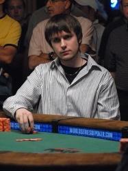 Dan Schreiber  - Event #30 Bracelet Winner