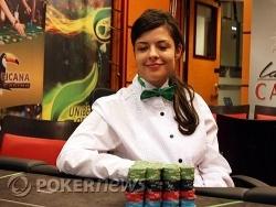 Croupière Las Vegas Casino