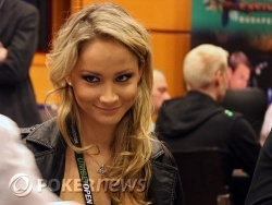 Krisztina 'Miss Hongrie' Polgar