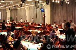 Poker Room du casino Es Saadi