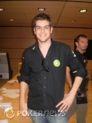 Javier Dominguez - Dopo aver fatto il bello e il cattivo tempo al tavolo finale alla fine è stato eliminato 3°