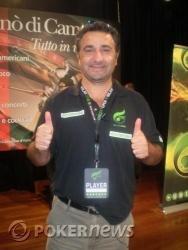 Domenico Tinnirello è il vincitore dell'Unibet Open Milano 2008