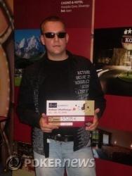 Marko Mikovic eliminato al 5° posto