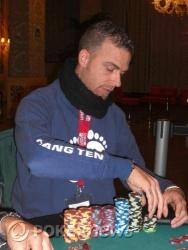 Andrea Michelotto fa Poker d'Assi