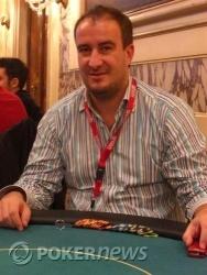 Riccardo Lacchinelli Eliminato